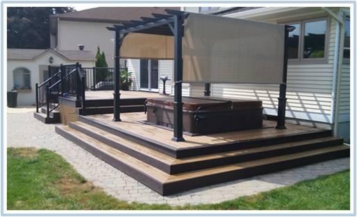 Ottawa Trex Deck Builder Sample