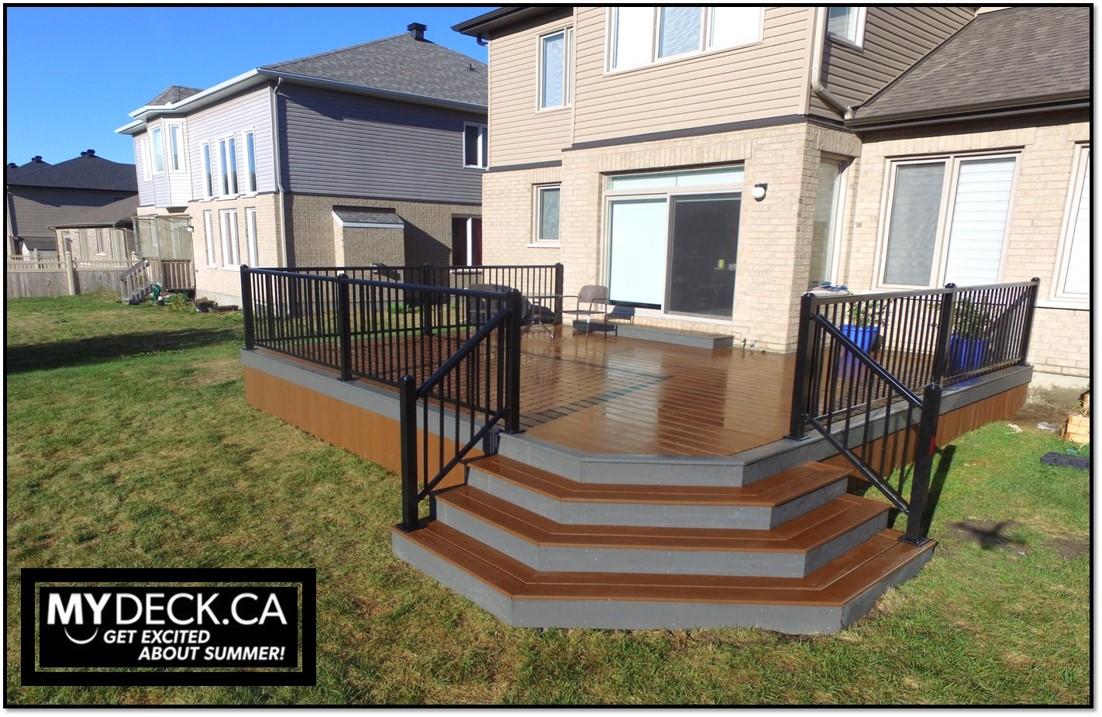 Trex Deck builder- MyDeck.ca