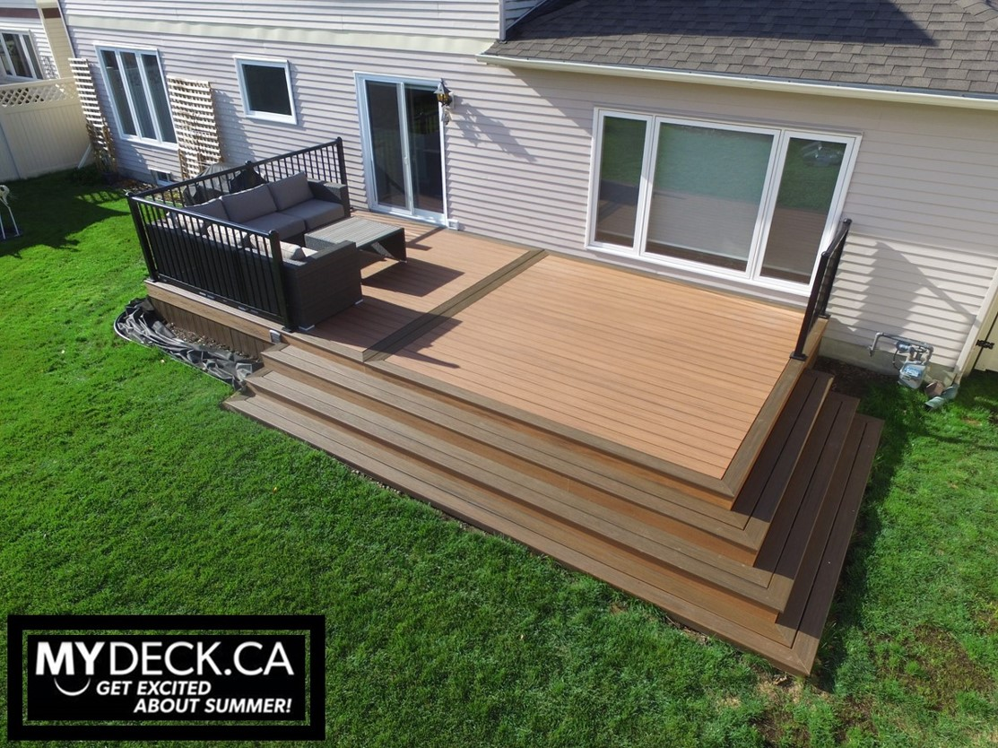 Trex Deck MyDeck Reviews