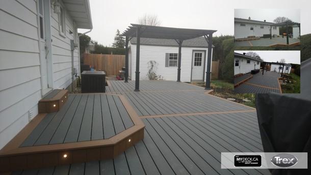 Ottawa Trex Deck builder Sample- 2019